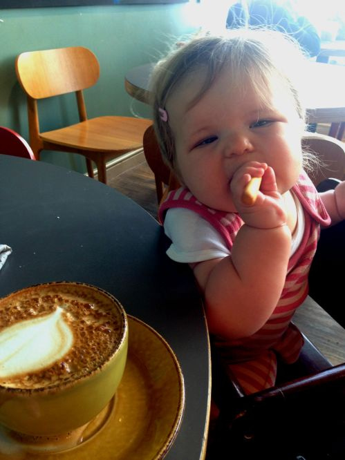 Baby coffee date