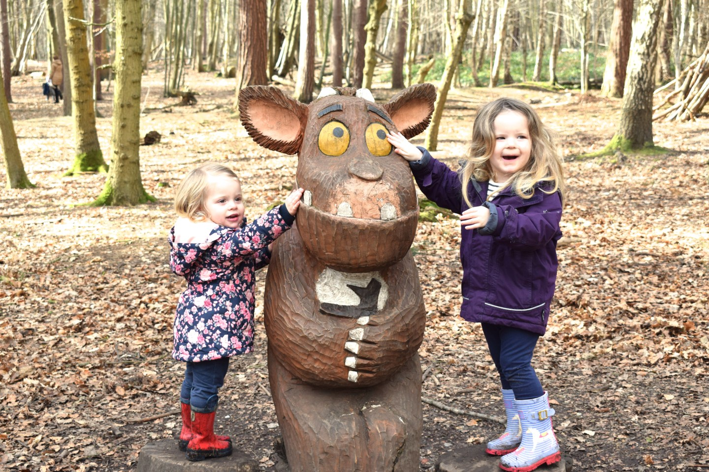Days Out | The Gruffalo Trail, Essex