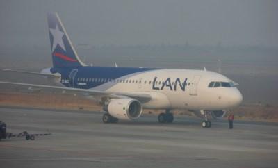 LAN flight 930