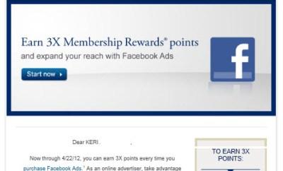 facebook 3x first