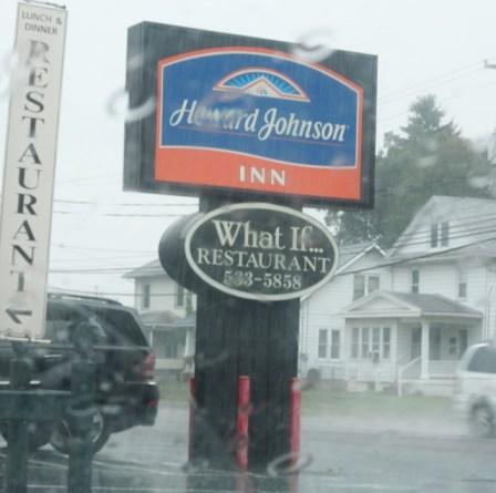 Howard Johnson What If...Hershey PA