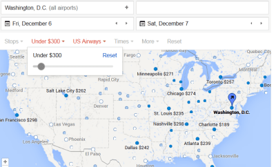 Google Flights Price