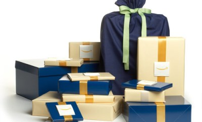 Amazon gift wrap