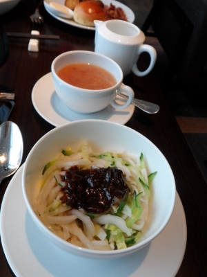 Grand Hyatt Macau Club Lounge Breakfast