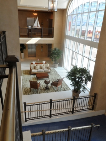 Hyatt Regency Clearwater Lobby