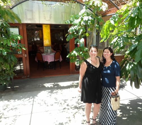 Macau Fernando Restaurant Keri Heels First Travel