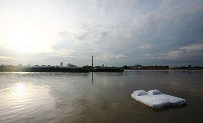 Bangkok Treehouse Hotel River Nest