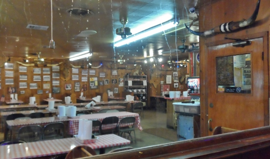 Blacks BBQ Dining Room Lockhart, TX