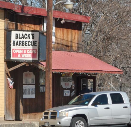 Blacks BBQ Lockhart TX