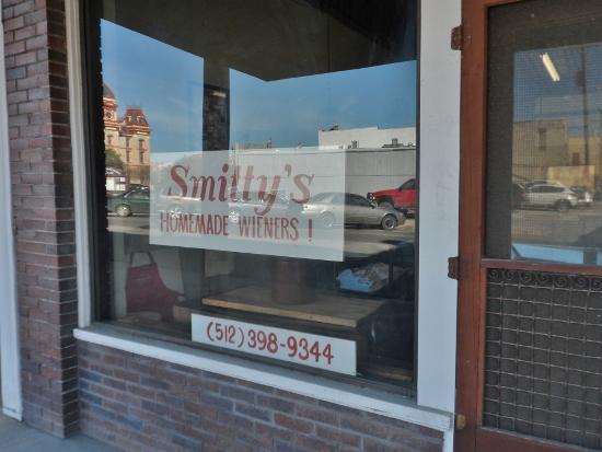 Smittys Market Butcher Shop Entrance