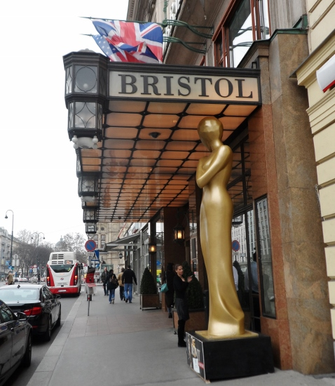 Hotel Bristol Vienna Exterior