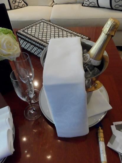 Hotel Bristol Vienna Sparkling Wine