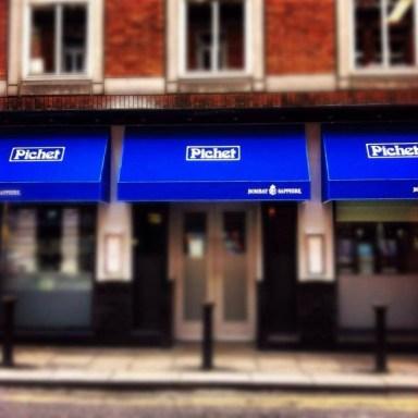 Pichet Restaurant Exterior Courtesy for Pichet Facebook Page