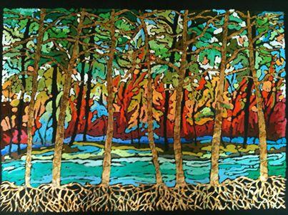 Brett Varney Original Artwork