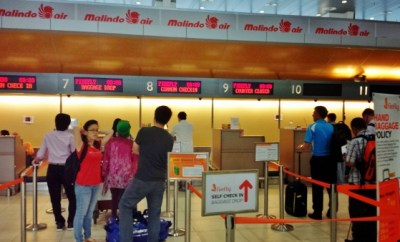Firefly Airlines check in Subang Airport