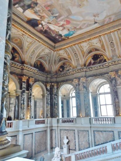 Kunsthistorisches Museum Interior Vienna