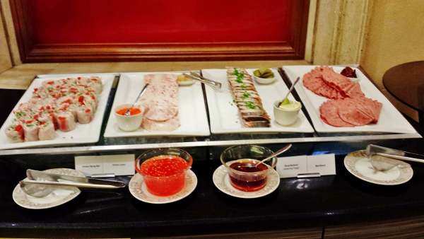 Le Meridien Kuala Lumpur Latest Recipe Breakfast Buffet Coldcuts