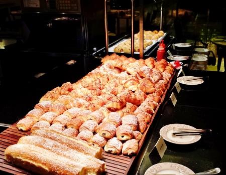 Le Meridien Kuala Lumpur Latest Recipe breakfast pastries