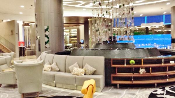 Le Meridien Kuala Lumpur Lobby