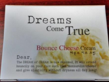 Luckybox #5 Bounce Cheese Cream