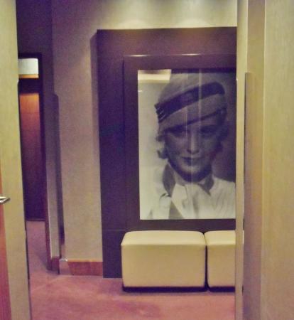 Radisson Blu Style Hotel Vienna Hallway