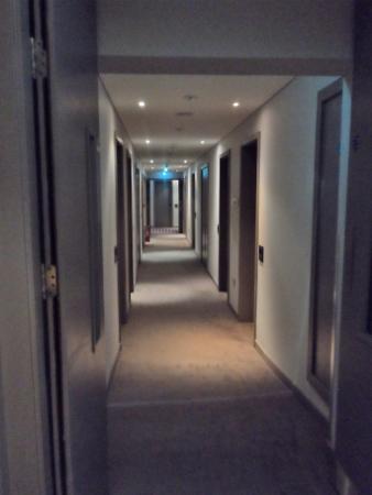 The Morrison DoubleTree Hotel Dublin Hallway