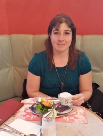 Upper Belvedere Cafe decaf coffee
