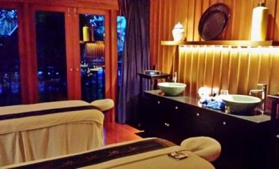 Baan Thai Spa Intercontinental Koh Samui Treatment Room