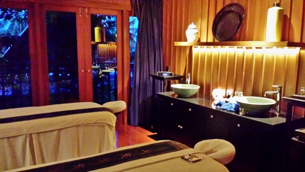 Baan Thai Spa Intercontinental Koh Samui Treatment Room