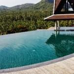 Intercontinental Koh Samui Resort lobby pool
