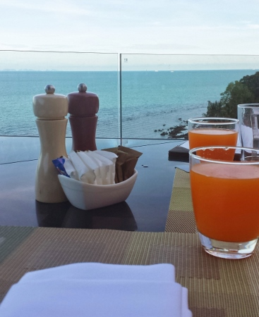 Conrad Koh Samui Jahn Breakfast