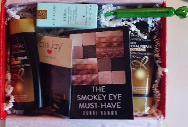 October 2014 Sample Society contents