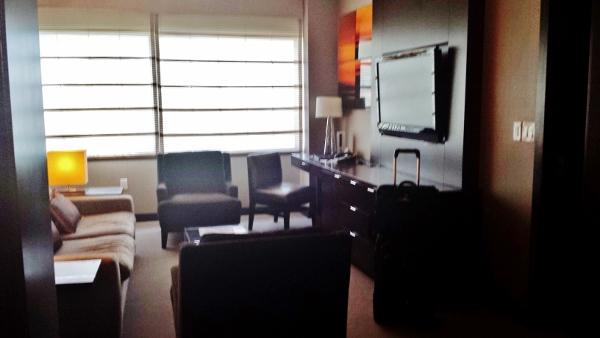 Vdara Las Vegas Vdara Suite Living Room Part 46