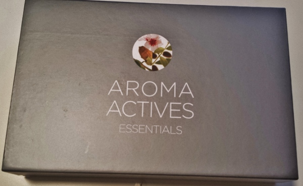 Aroma Actives Doubletree bath amenities