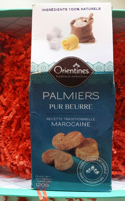 Try the World Review Marrakesh Box orientines biscuits