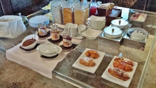 Zash Country Boutique Hotel Sicily Breakfast Opion