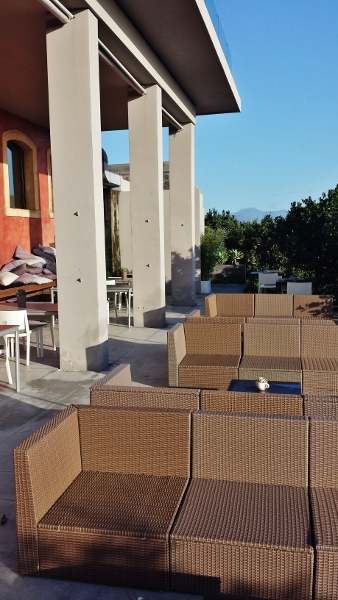 Zash Country Boutique Hotel Sicily Restaurant Outdoor Seating