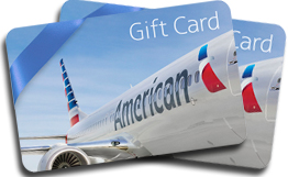 American Airline Gift Cards