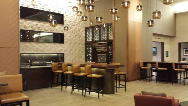 Grand Hyatt Denver Lobby Bar