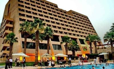 Ninawa International Hotel exterior