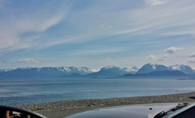 End of Homer Spit Alaska View