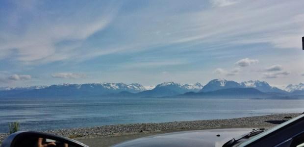 End of Homer Spit Alaska View