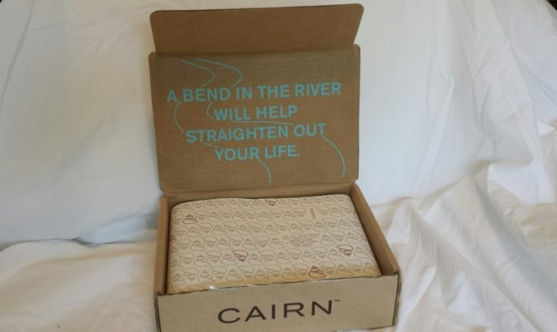 August Cairn Box review review