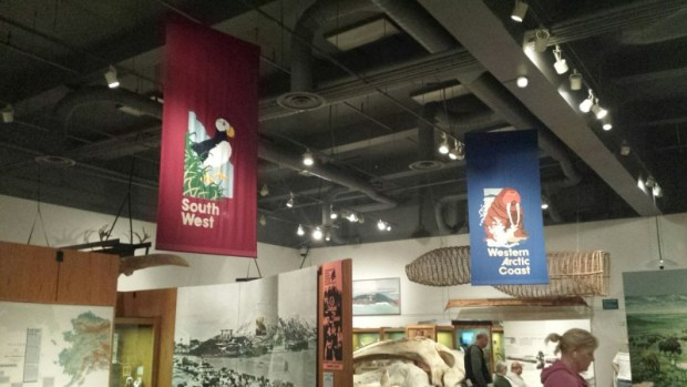 Fairbanks Museum of the North Alaska regions