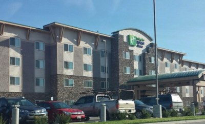 Holiday Inn Express Fairbanks exterior