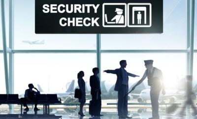 TSA Airport Security Check