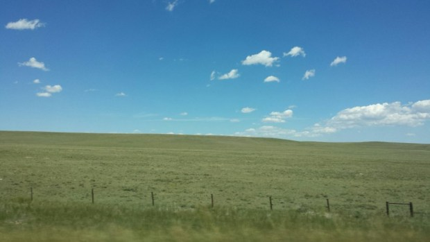drive from laramie to rawlins