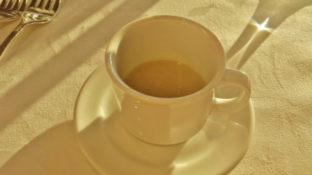 Alyeska Resort Anchorage Restaurants Seven Glaciers amuse bouche soup