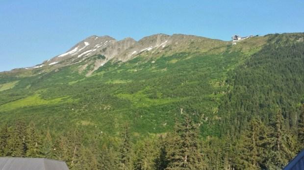 Alyeska Resort Anchorage Restaurants Seven Glaciers location