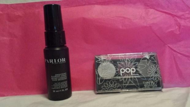 Birchbox October Parlour by Jeff Chastain blowout pop beauty sugar plum